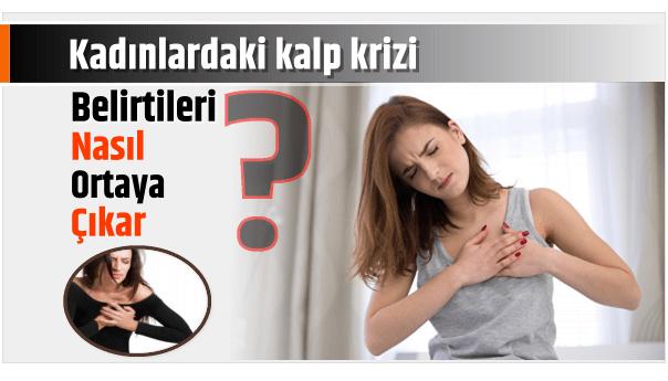 Photo of Kadınlardaki kalp krizi belirtileri nasıl ortaya çıkar?