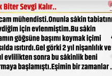 Photo of 5 YILLIK EVLİLİK! AŞK GİDER SEVGİ KALIR..