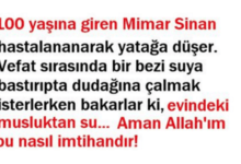 Photo of Mimar Sinan ve Su Hikayesi