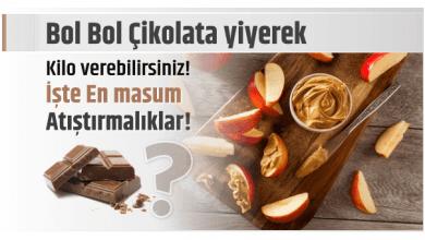 Photo of Bol Bol Çikolata yiyerek Kilo verebilirsiniz! işte En masum Atıştırmalıklar!