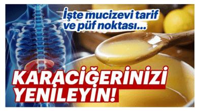 Photo of Karaciğer detoksu ile vücut sisteminizi yenileyin! İşte mucizevi tarif!