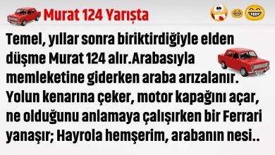 Photo of MURAT 124 FERRARİYLE YARIŞTA