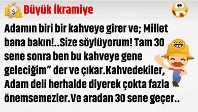 Photo of ÇIKMAYAN BÜYÜK İKRAMİYE