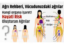 Photo of Vücudunuzdaki ağrılar Hangi organa işaret Ediyor! Hayati Risk Oluşturan Ağrılar?