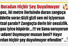 Photo of Buradan Hiçbir Şey Duyulmuyor