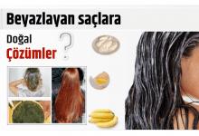Photo of Beyazlayan saçlara doğal çözümler