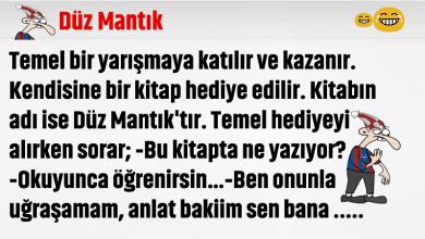 Photo of Düz Mantık