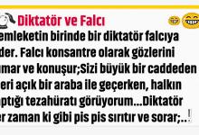 Photo of Diktatör ve Falcı