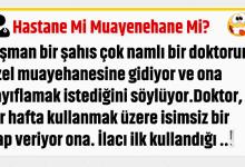 Photo of Hastane Mi Muayenehane Mi?