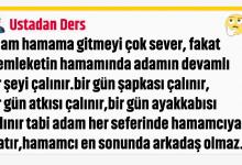 Photo of Ustadan Önemli Ders