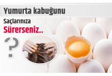 Photo of Yumurta kabuğunu saçlarınıza sürerseniz…