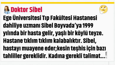 Photo of Doktor Sibel Hanım