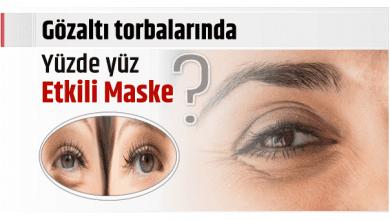 Photo of Gözaltı torbalarında yüzde 100 etkili maske