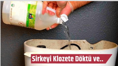 Photo of Sirkeyi Klozete Döktü ve..