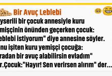 Photo of Bir Avuç Leblebi