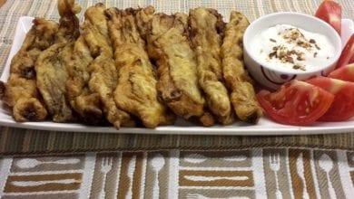 Photo of Oldukça Pratik, Nefis bir atıştırmalık, Balıksız Patlıcan balığı Tarifi