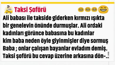 Photo of Taksi Şoförü