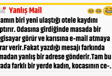 Photo of Yanlış Mail