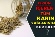 Photo of 15 Gün İçerek Tüm Karın Yağlarından Kurtulun!