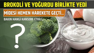 Photo of Brokoli ve Yoğurdu Birlikte Yedi Midesi Hemen Harekete Geçti..Bakın Hangi Kansere Etkili..