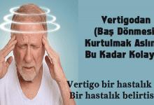 Photo of BAŞ DÖNMESİ – VERTİGODAN KURTULMAK ASLINDA BU KADAR KOLAYMIŞ