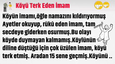 Photo of Köyü Terk Eden İmam