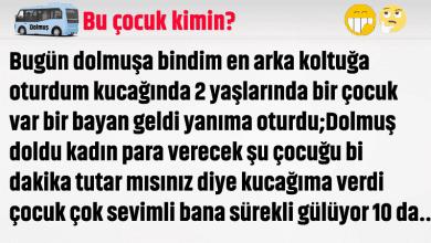 Photo of BU ÇOCUK KİMİN!