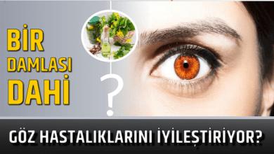 Photo of Bir Damlası Dahi Göz Hastalıklarını İyileştiriyor?