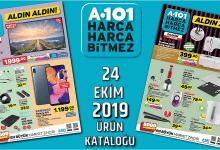 Photo of A-101 24 EKİM 2019 AKTÜEL ÜRÜNLER KATALOĞU